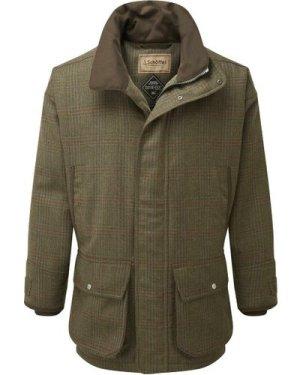Schoffel Mens Ptarmigan Tweed Coat Buckingham Tweed 38