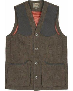 Musto Mens Stretch Technical Tweed Waistcoat AW19 Thornbury XXXL