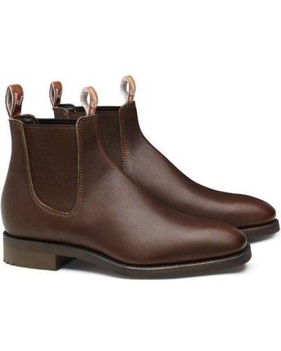 R.M. Williams Mens Lachlan Boots Brown 9 (EU43)