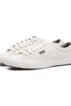Barbour Mens Centurion Shoes White 8