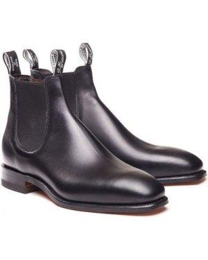 R.M. Williams Mens Comfort Craftsman Boots Black 10 (EU44)