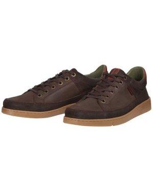 Barbour Mens Bilby Shoes Cognac 8
