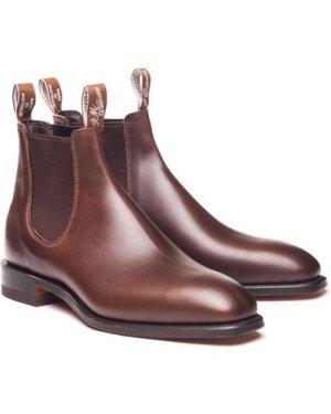 R.M. Williams Mens Comfort Craftsman Boots Rum 9 (EU43)