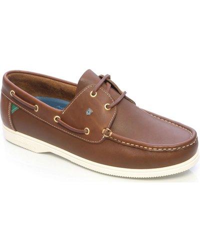 Dubarry Admirals Deck Shoe Brown 6.5 (EU40)