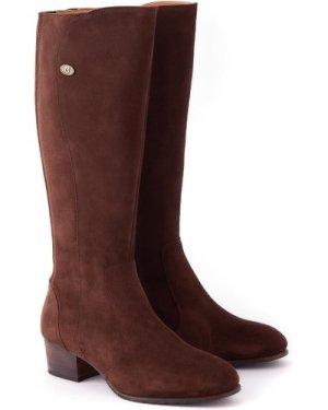 Dubarry Womens Downpatrick Boots Cigar EU38 (UK5)