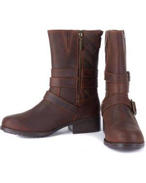 Barbour Womens Garda Boots Teak 4