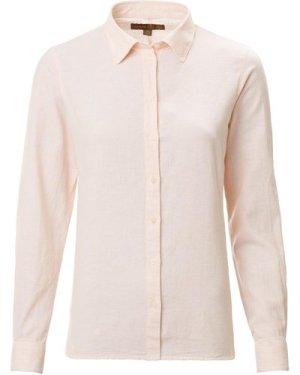Musto Womens Country Linen Shirt Hush 16