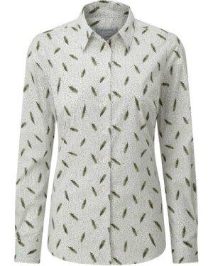 Schoffel Womens Norfolk Shirt Cedar Hare 18