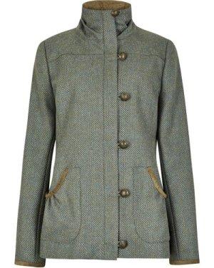 Dubarry Bracken Tweed Utility Jacket Rowan 16