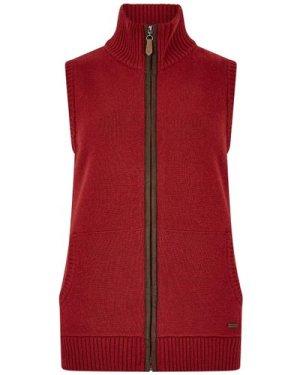 Dubarry Womens Sheedy Knit Ruby 10