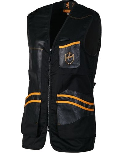 Browning Mens Masters 2 Vest Black Medium