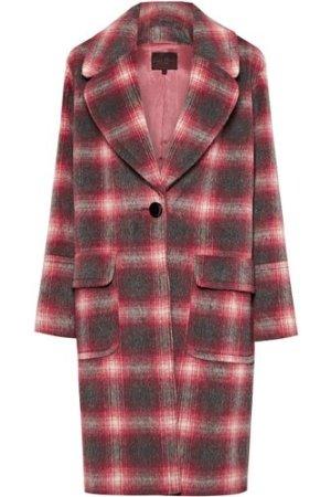 Bonnie Check Coat