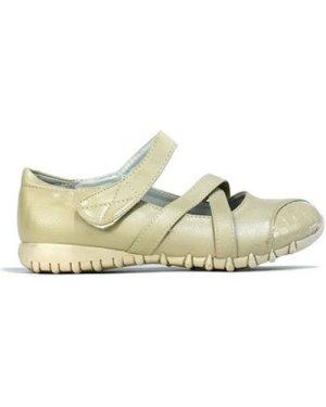 Fuguimei  Women's Padded Comfort Slip On Shoe  women's Shoes (Pumps / Ballerinas) in Beige