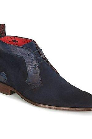 Jeffery-West  SCARFACE  men's Mid Boots in Blue