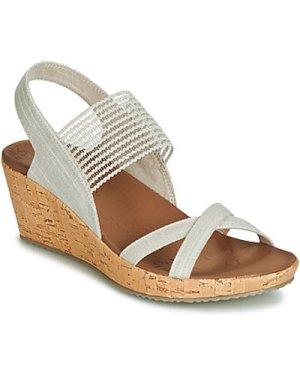 Skechers  BEVERLEE  women's Sandals in Beige