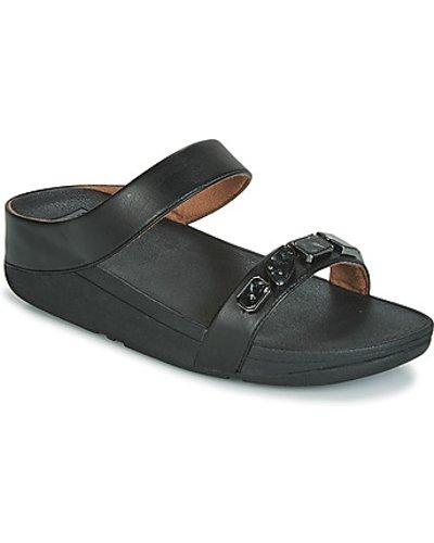 FitFlop  FINO SHELLSTONE  women's Sandals in Black