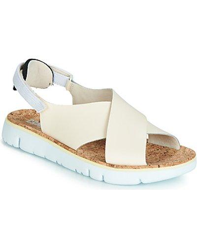 Camper  ORUGA  women's Sandals in White