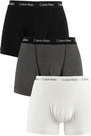 Calvin Klein Jeans  3 Pack Trunks  men's Boxer shorts in Multicolour