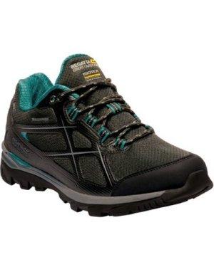 Regatta  Kota II Waterproof Walking Shoes Black  women's Sports Trainers (Shoes) in Black