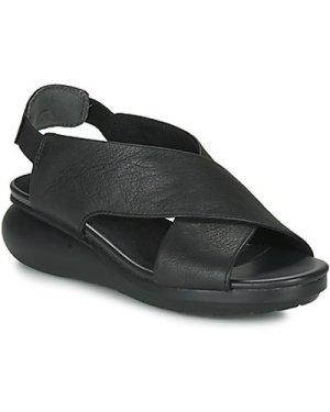 Camper  BALLOON  women's Sandals in Black
