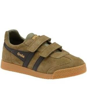 Gola  Harrier Riptape Kids Trainers  boys's Children's Shoes (Trainers) in Green