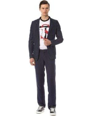 Trussardi  -  men's Jacket in multicolour