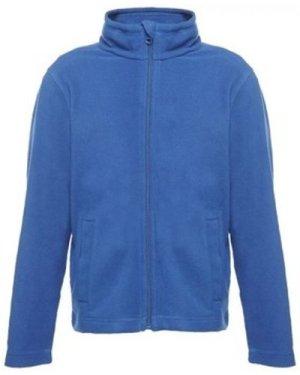 Professional  Brigade II Full Zip Fleece Blue  girls's Children's fleece jacket in Blue