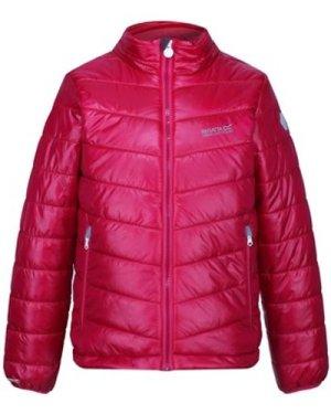 Regatta  Freezeway II Insulated Quilted Walking Jacket Pink  boys's Children's jacket in Pink