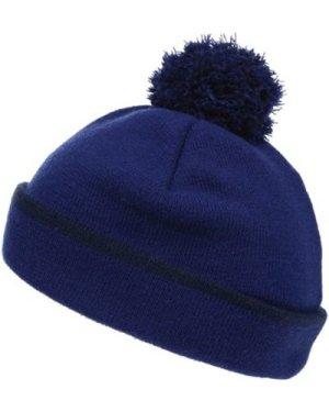 Regatta  Rushley Bobble Hat Blue  women's Beanie in Blue