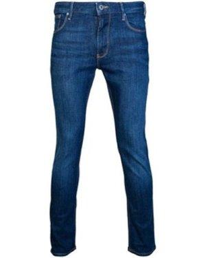 Armani  8N1J061V0LZ_0941stonewash  men's Skinny Jeans in Blue