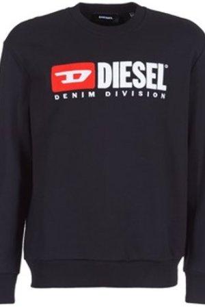 Diesel  S CREW DIVISION  men's Sweatshirt in Black