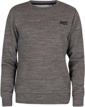 Superdry  Classic Sweatshirt  men's Sweater in Grey