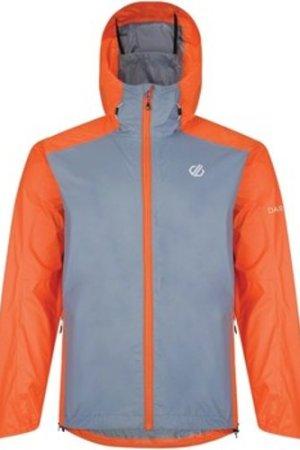 Dare 2b  Propel Lightweight Packaway Waterproof Shell Jacket Grey  men's Jacket in Grey