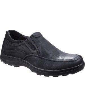 Fleet   Foster  Goa  men's Loafers / Casual Shoes in Black