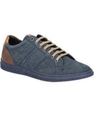 Base London  TK01400-40 Rubix Softy  men's Shoes (Trainers) in Blue