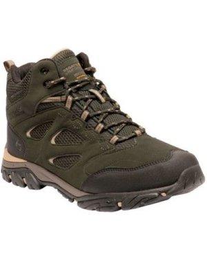 Regatta  Holcombe IEP Mid Waterproof Walking Boots Green  men's Walking Boots in Green