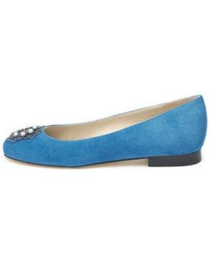 Susana Cabrera  Marta  women's Shoes (Pumps / Ballerinas) in Blue