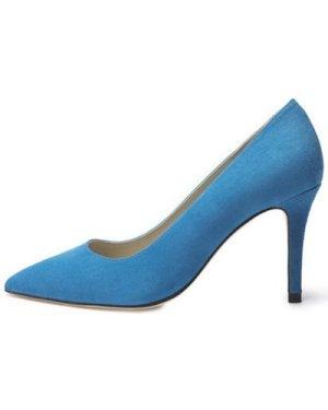 Susana Cabrera  Mia  women's Court Shoes in Blue