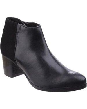 Riva Di Mare  Claudia  women's Low Ankle Boots in Black