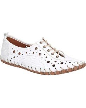 Riva Di Mare  1222-2500-WHI-35 Haiti  women's Casual Shoes in White