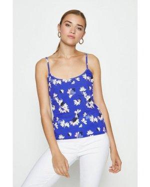 Coast Printed Cami Top -, Floral