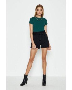 Coast Tailored Girlfriend Short -, Black