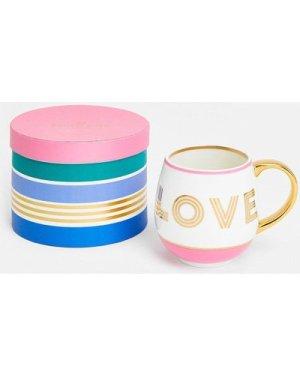 Coast Small Talk Mug Love -, Pink