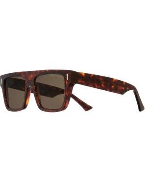 Cutler and Gross 1340 02 Dark Turtle/Brown