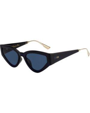 Dior Cat Style Dior 1 PJP/A9 Blue/Blue