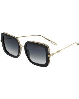 Chopard SCH261M 0300 Shiny Total Rose Gold-Black/Smoke Gradient
