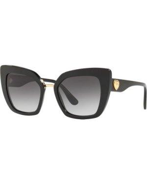 Dolce&Gabbana DG4359 501/8G Black/Grey Gradient