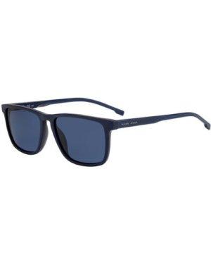 Hugo Boss 0921/S AVS/KU Striped Blue/Blue