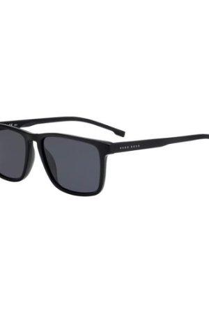 Hugo Boss 0921/S 807/IR Black/Grey-Blue