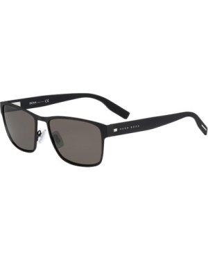 Hugo Boss 0561/N/S 003/IR Matte Black/Grey